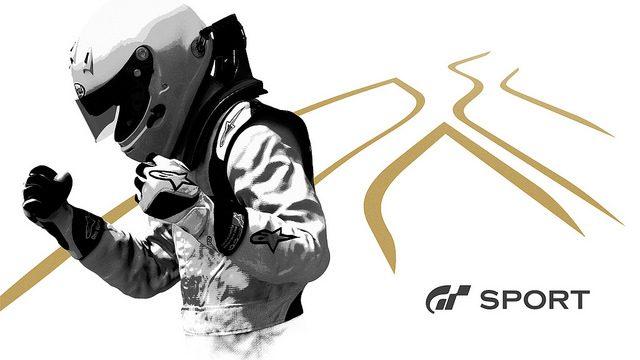 Gran Turismo Sport chega ao PS4 em 2016