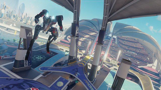 Novo Trailer de RIGS Mechanized Combat League Mostra Arena de Dubai