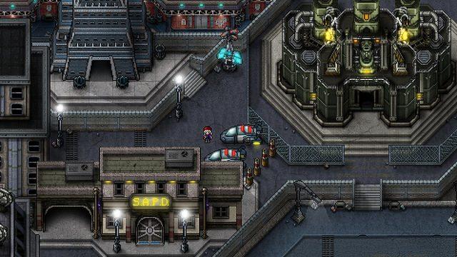 Cosmic Star Heroine para PS4 e PS Vita Poderá ser Jogado na PS Experience