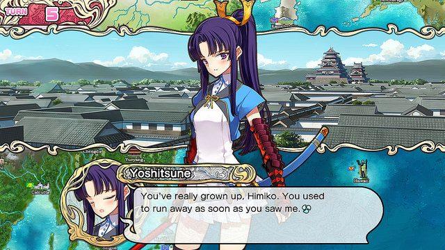 Eiyuu Senki — The World Conquest Chega em 24 de Novembro
