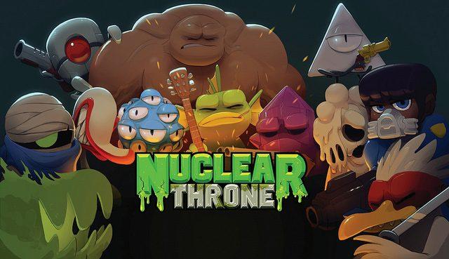 Nuclear Throne: Você Não Alcançou o Trono Nuclear