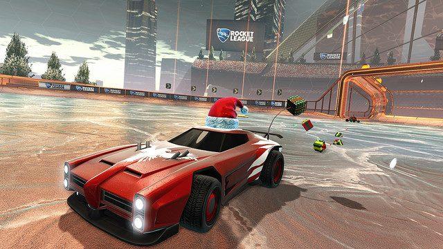 Rocket League: Evento Winter Games Começa em 14 de Dezembro