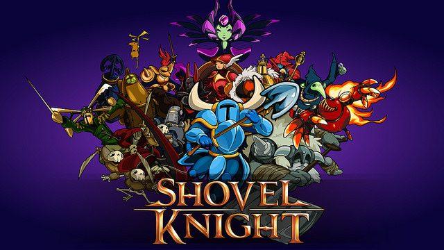 Shovel Knight – Versão física chegando a uma loja próxima a você!