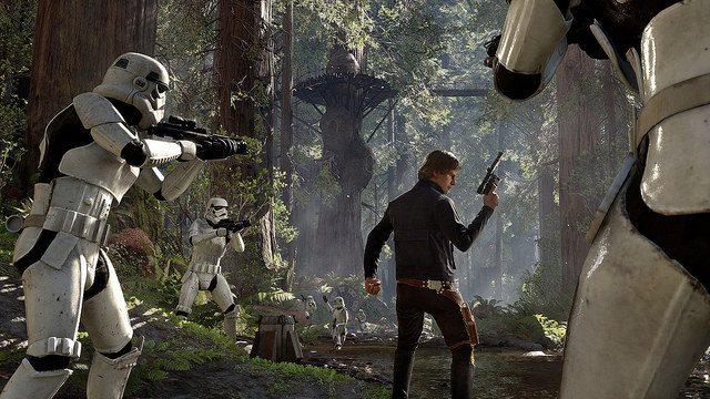 Star Wars Battlefront: Jogamos a Versão Final no PS4