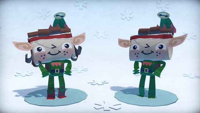Tearaway Unfolded: Holiday DLC Packs Chegam Hoje à PS Store