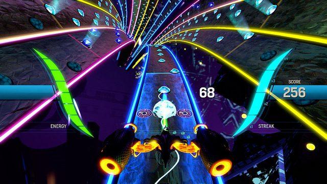 Amplitude no PS4: Jogando no Estilo FreQuency