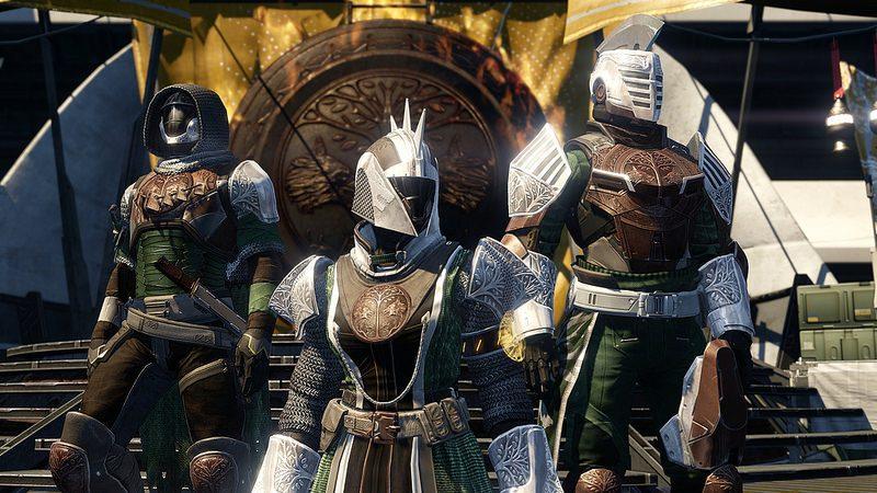 O Iron Banner Retorna Hoje Ao Destiny: The Taken King