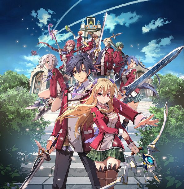 The Legend of Heroes: Trails of Cold Steel Out à venda para PS3, PS Vita