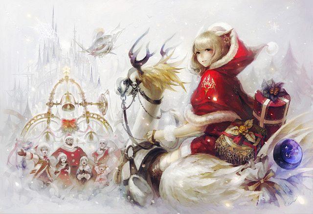 Starlight Celebration de Final Fantasy XIV Começa Hoje