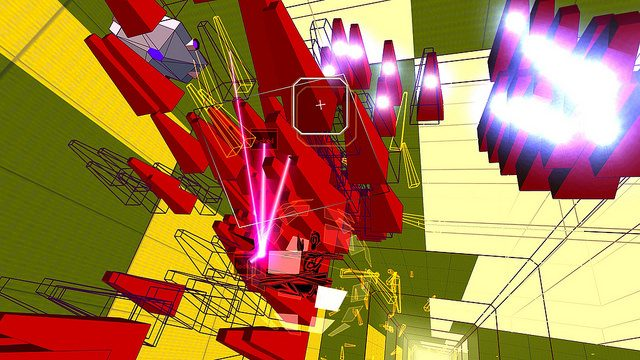 Rez Infinite Revelado para PlayStation VR