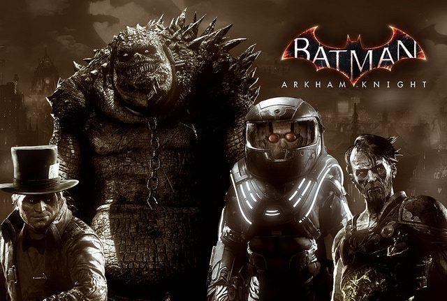 Detalhes de Batman: Arkham Knight Season of Infamy, Disponível Hoje
