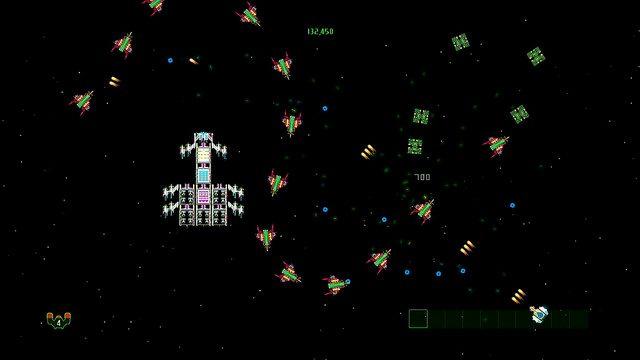 Shooter Retrô Zotrix Disponível Hoje para PS4