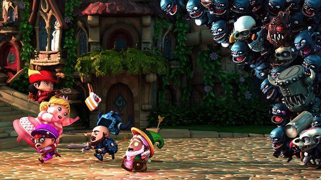 Fat Princess Adventures: DLC Gratuita com Modo Arena Disponível em 19 de Janeiro