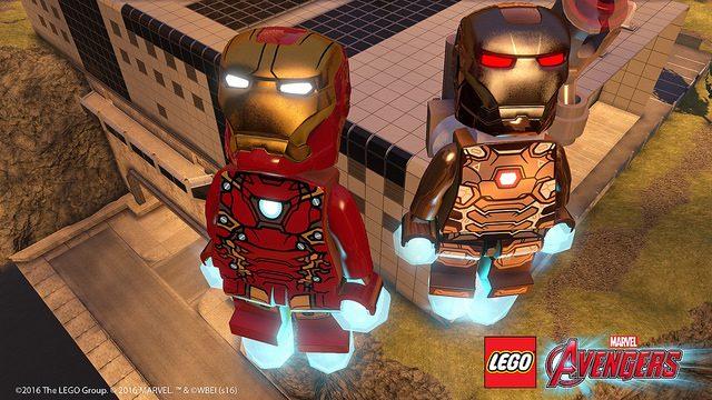 LEGO Marvel's Avengers Vai Ganhar DLC Exclusivo para PS4 e PS3