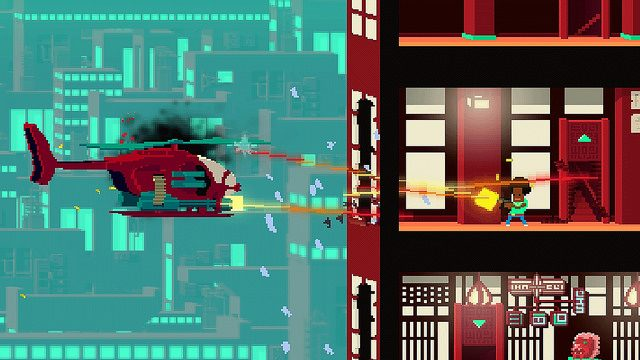 Not A Hero Chega em 2 de Fevereiro para PS4