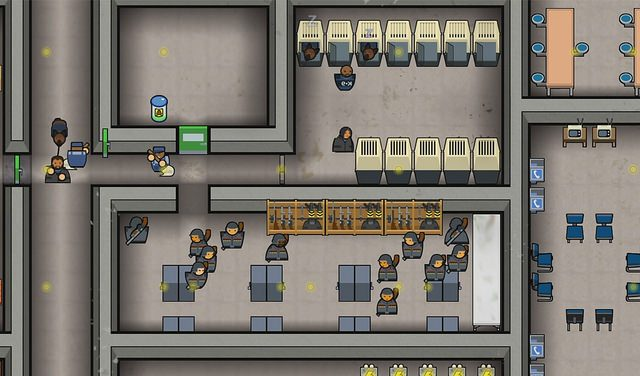 Prison Architect Chega para PS4 no Primeiro Semestre de 2016