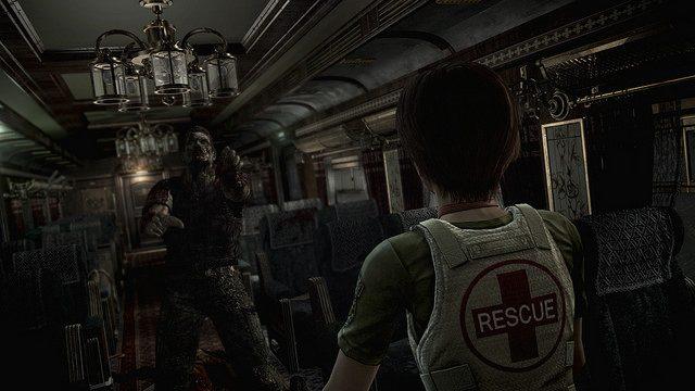 Resident Evil 0 Chega Hoje ao PS4 e PS3
