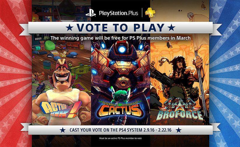 Vote to Play começa hoje! Conheça os candidatos.