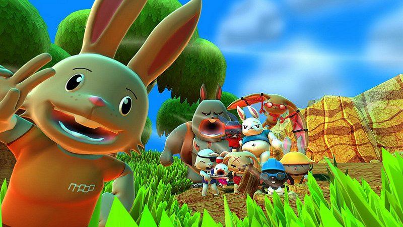 Blast 'Em Bunnies Chega ao PS4 e PS Vita em 8 de Março