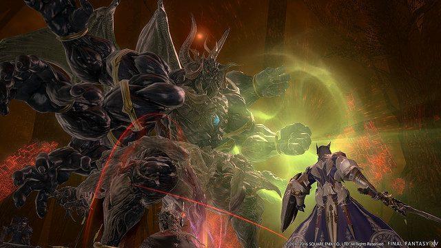Final Fantasy XIV: The Gears of Change Disponível Hoje