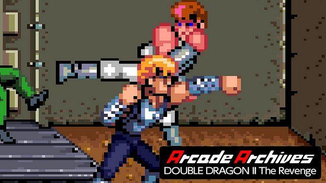 Double Dragon II: The Revenge Chega Hoje ao PS4