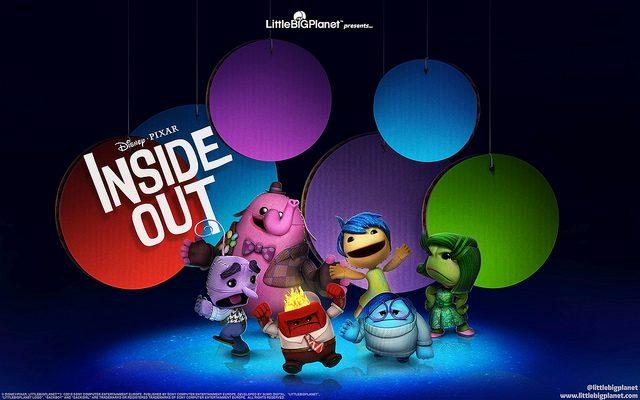 LittleBigPlanet 3: Inside Out Costume Pack Já Disponível!