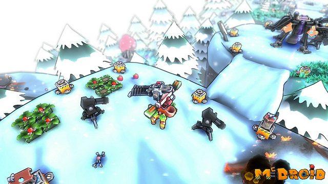 McDroid Chega ao PS4 no Dia 1º de Março