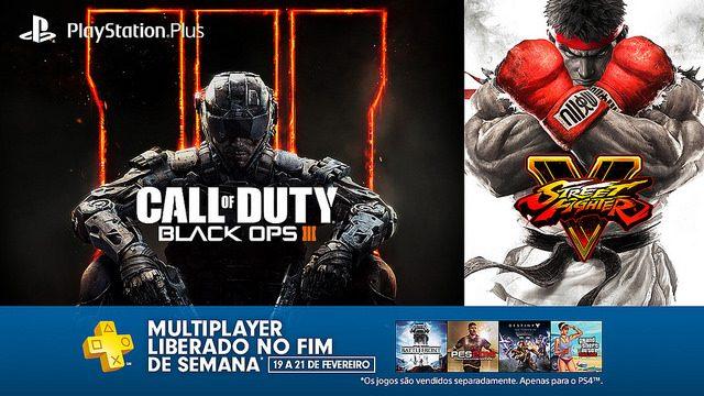 Multiplayer Online Gratuito Neste Fim de Semana, Coincidindo com o Lançamento de Street Fighter V