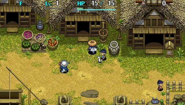 Shiren The Wanderer Chega em 26 de Julho ao PS Vita