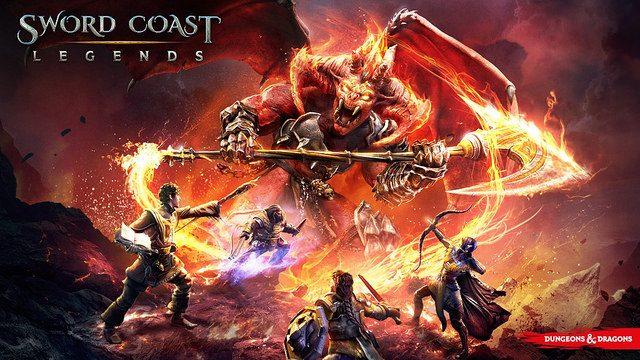 Sword Coast Legends traz aventuras de D&D para o PS4 nesse Outono