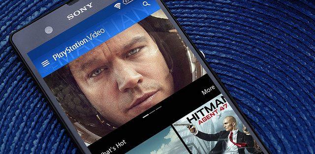 App PlayStation Video Chega Hoje Aos Dispositivos Android