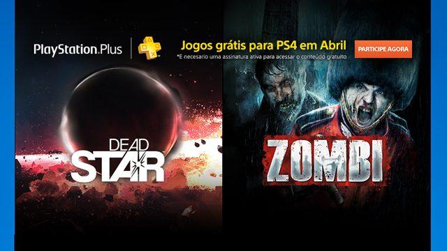 PlayStation Plus: Jogos Gratuitos para Abril de 2016