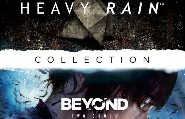 Versão física de The Heavy Rain and Beyond: Two Souls Collection chega à América Latina