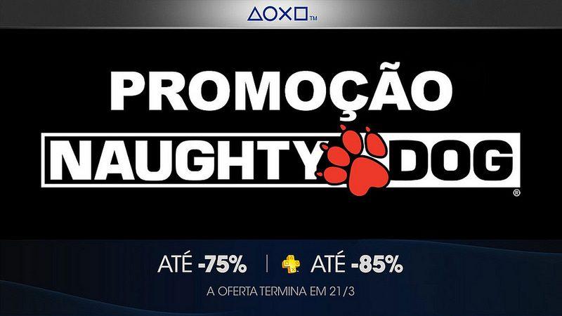 Celebre O Legado Da Naughty Dog Com a Promoção de Franquias Dessa Semana
