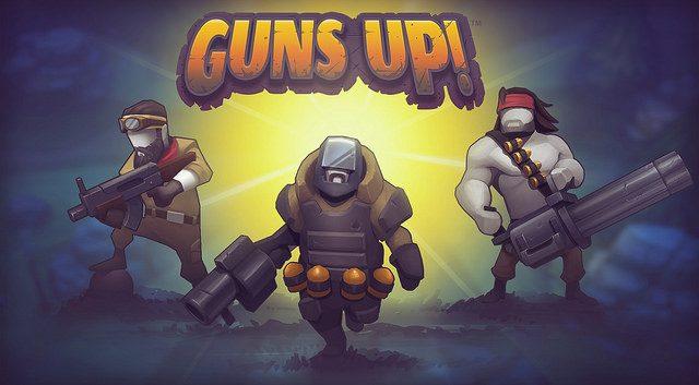 O Futuro de Guns Up! para PS4