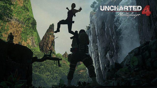Teste de Estresse do Multiplayer de Uncharted 4 Neste Final de Semana