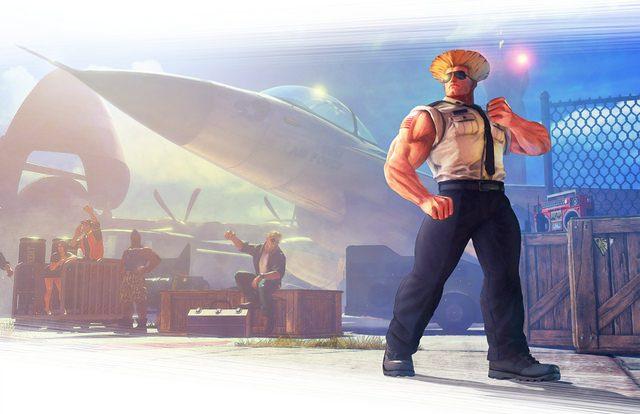 Guile se Junta ao Elenco de Street Fighter V Este Mês, Confira Detalhes da Atualização de Abril