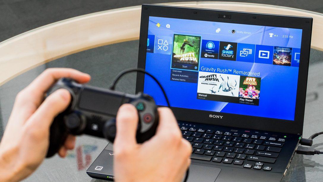 Atualização 3.50 do Software do Sistema do PS4 Chega Amanhã