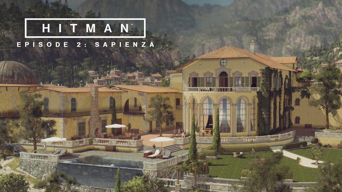Hitman Episode Two Disponível Hoje Para PS4