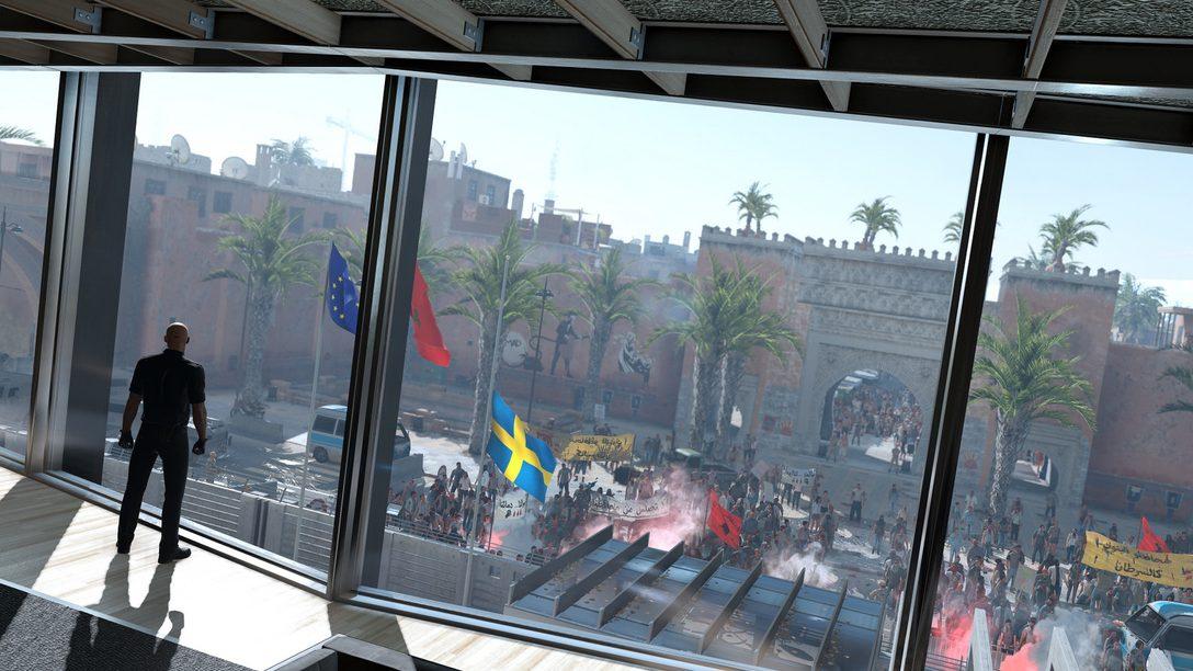 Hitman Episódio 3: Marrakesh, Chega em 31 de Maio