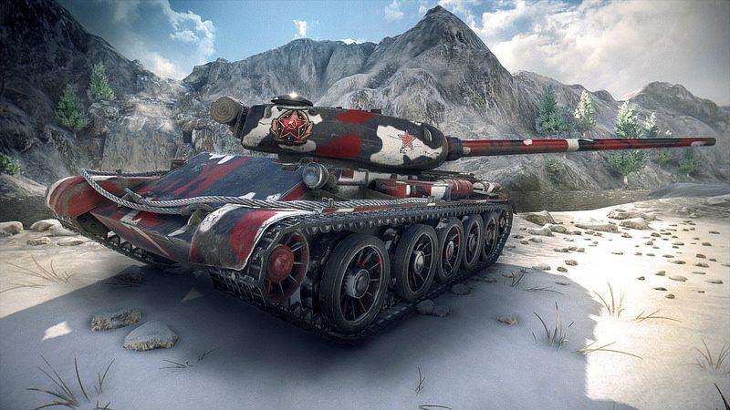 Ouça o Chamado da Pátria Mãe em World of Tanks