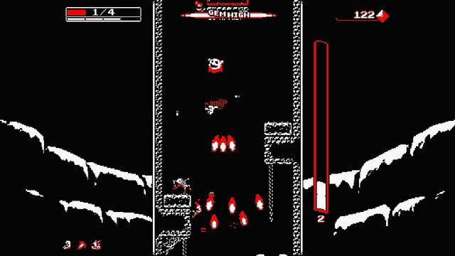 Downwell Chega ao PS4 e ao PS Vita em 24 de Maio