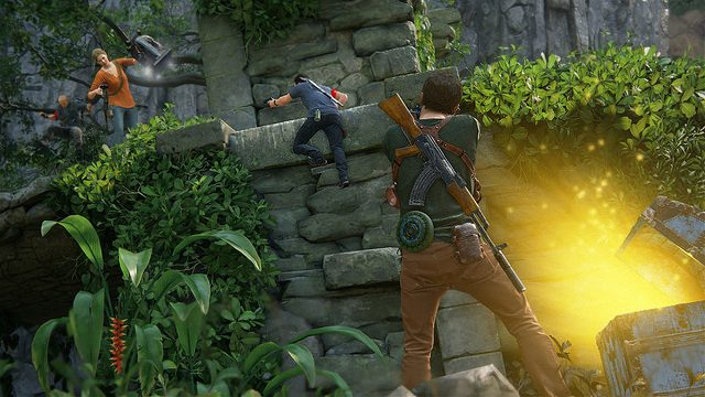 Guia do Multiplayer de Uncharted 4