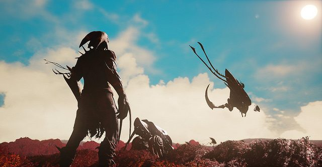 Shadow of the Beast para o PS4 Inclui a Versão Original do Amiga