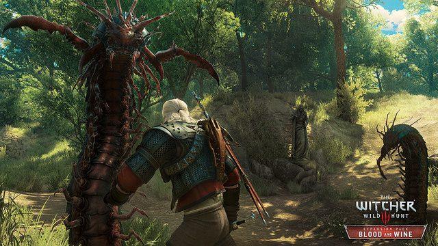 Uma Espiada nos Bastidores de The Witcher 3: Blood and Wine