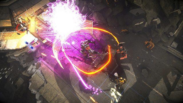 Livelock Chega ao PS4 em 2 de Agosto