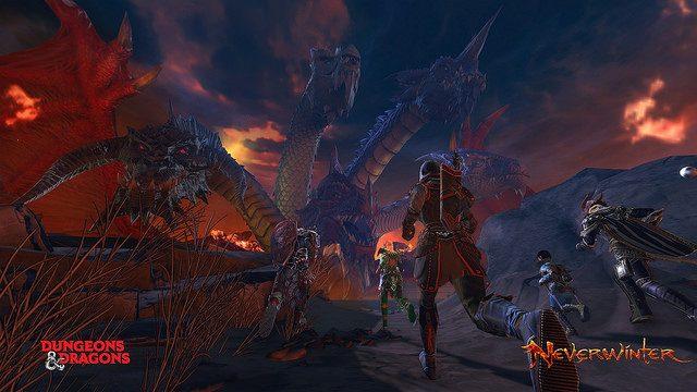Neverwinter Chega ao PS4 em 19 de Julho