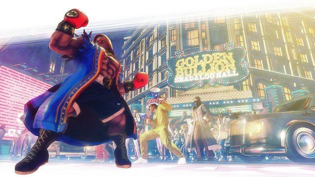 Atualização de Street Fighter V Chega em 2/7, Trazendo Balrog, Ibuki e Modo História