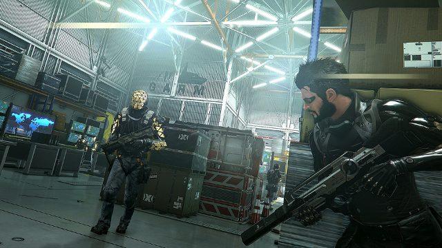 Uma História que Você Controla em Deus Ex: Mankind Divided