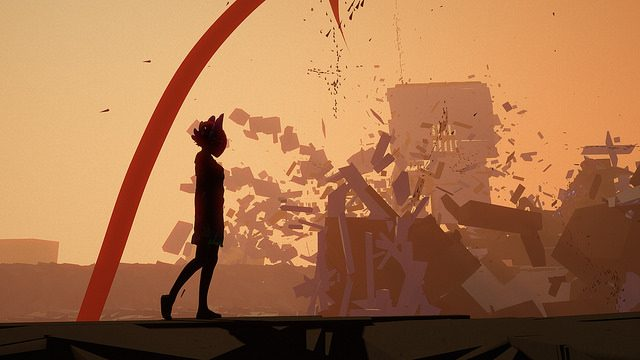 Bound Chega ao PS4 Hoje, Conserte um Mundo Quebrado Usando a Dança